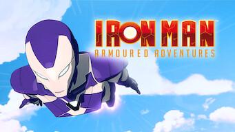 Iron Man: Armored Adventures (2011)
