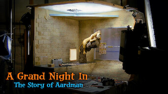 A Grand Night In: The Story of Aardman (2015)