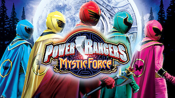 Power Rangers Mystic Force (2006)