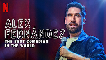 Alex Fernández: The Best Comedian in the World (2020)