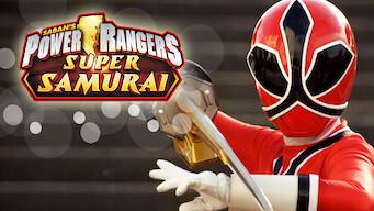Power Rangers Super Samurai (2012)