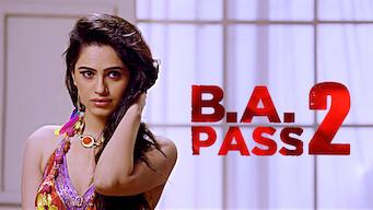 B.A. Pass 2 (2017)