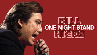 Bill Hicks: One Night Stand (1991)