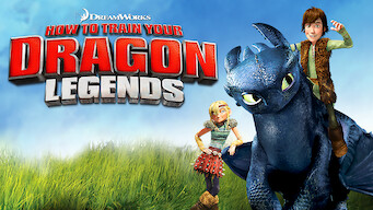 DreamWorks How to Train Your Dragon Legends (2011)