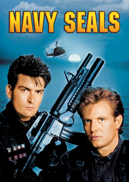 Is 'Navy Seals' (1990) available to watch on UK Netflix