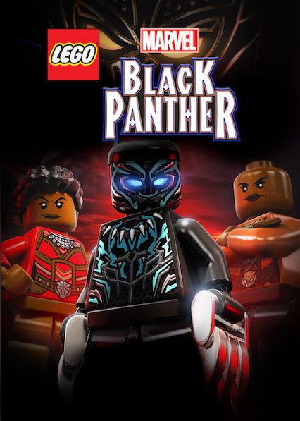 LEGO Marvel Super Heroes: Black Panther on Netflix UK