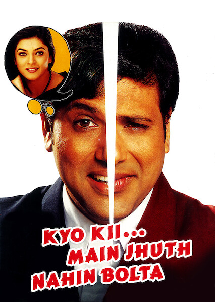 Kyo Kii... Main Jhuth Nahin Bolta on Netflix UK