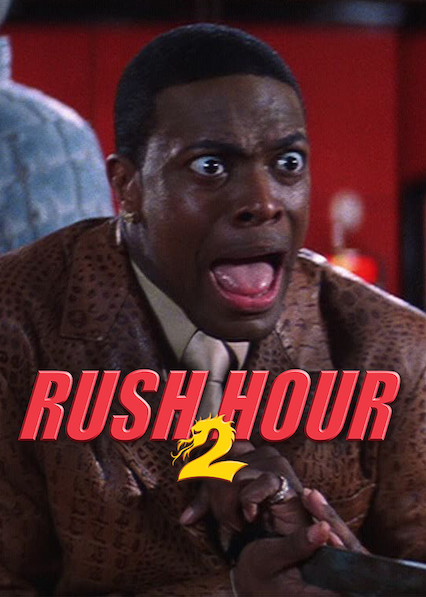 Rush Hour 2 on Netflix UK