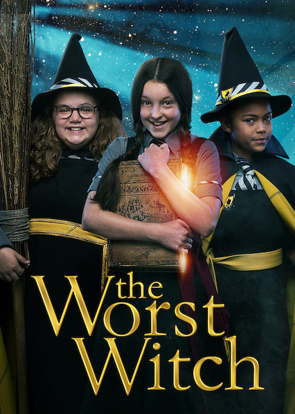 The Worst Witch on Netflix UK