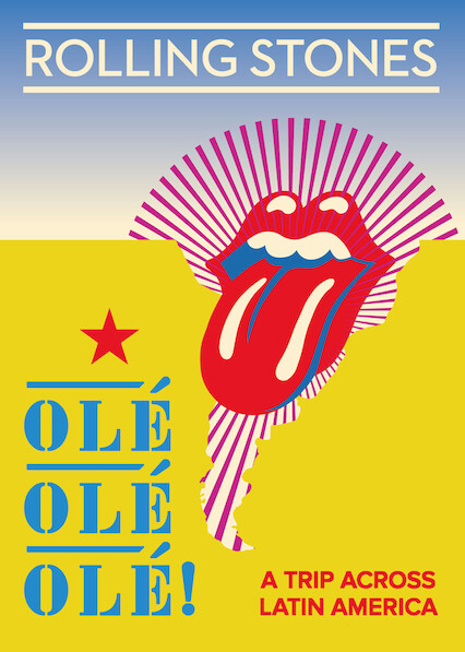 The Rolling Stones: Olé Olé Olé! A Trip Across Latin America on Netflix UK
