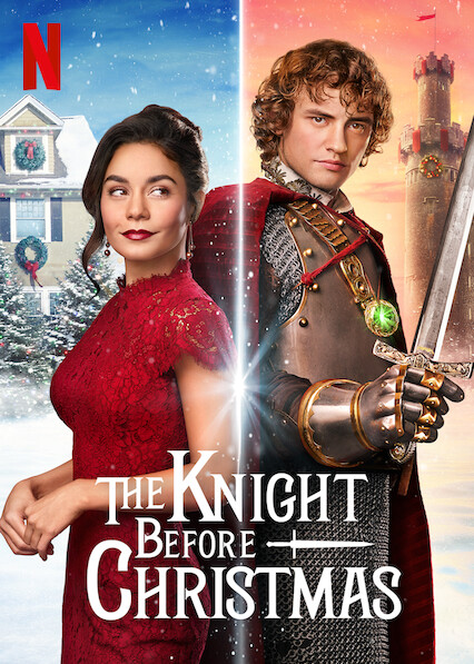 The Knight Before Christmas on Netflix