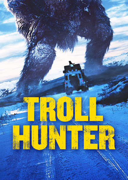 Trollhunter on Netflix UK
