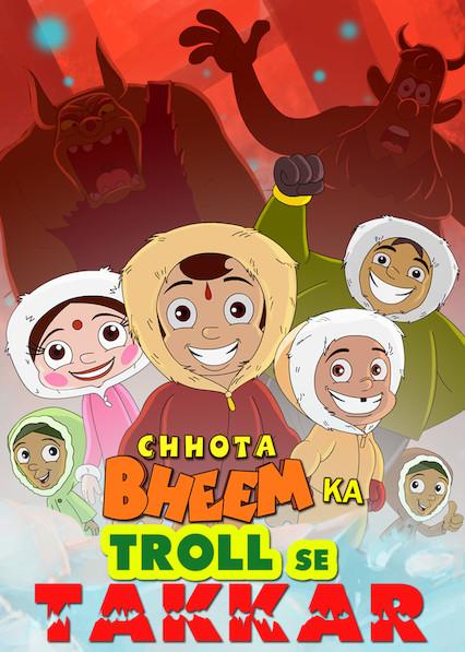 Chhota Bheem Ka Troll Se Takkar on Netflix UK