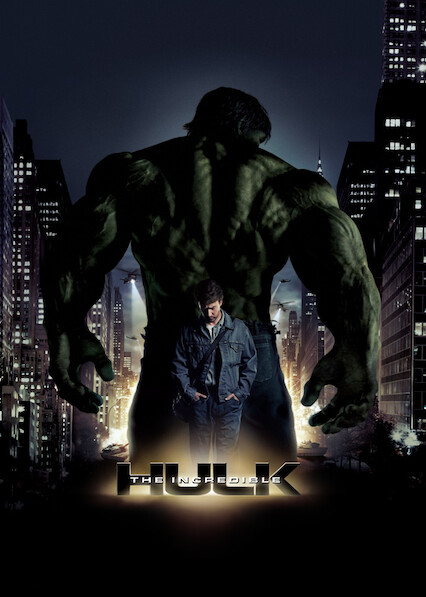 The Incredible Hulk on Netflix UK