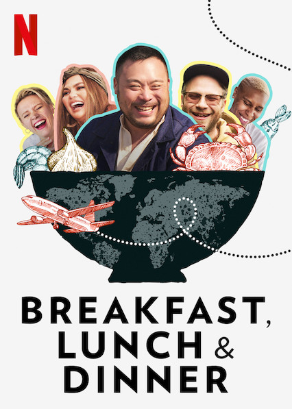 Breakfast, Lunch & Dinner on Netflix UK