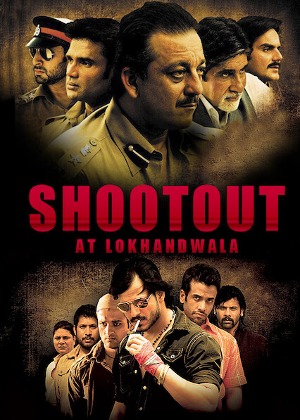 Shootout at Lokhandwala on Netflix UK