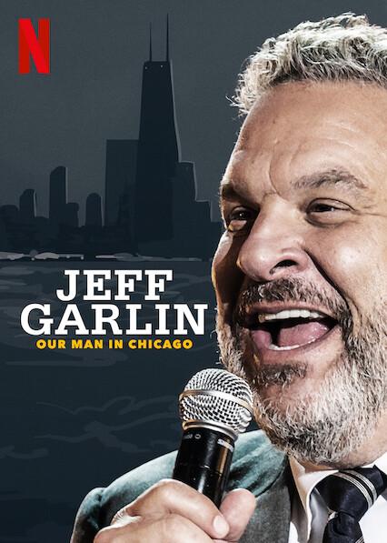 Jeff Garlin: Our Man In Chicago