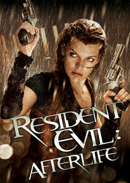 Resident Evil: Afterlife on Netflix UK