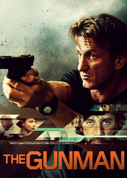 The Gunman on Netflix UK