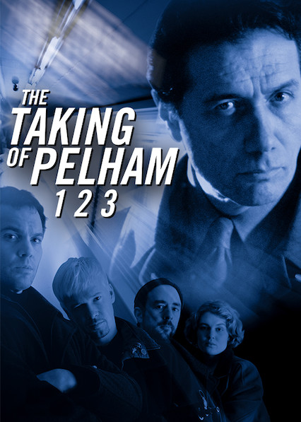 The Taking of Pelham 1, 2, 3 on Netflix UK