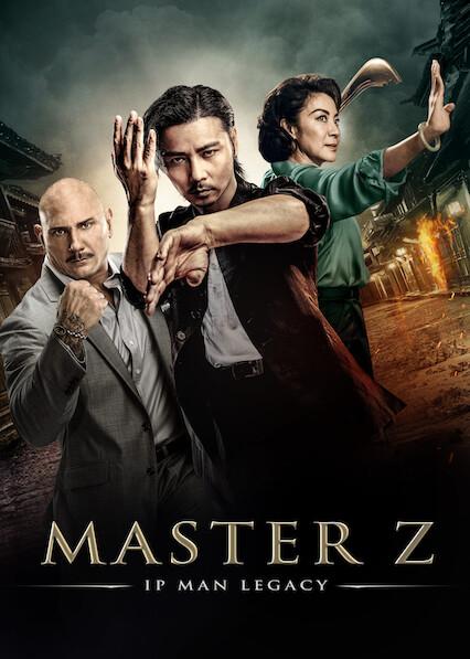 Master Z: The Ip Man Legacy on Netflix UK