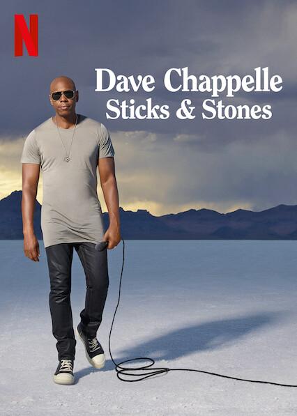 Dave Chappelle: Sticks & Stones on Netflix UK