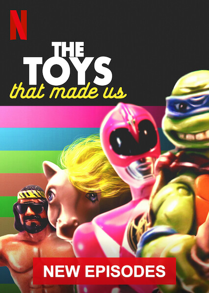 The Toys That Made Us on Netflix