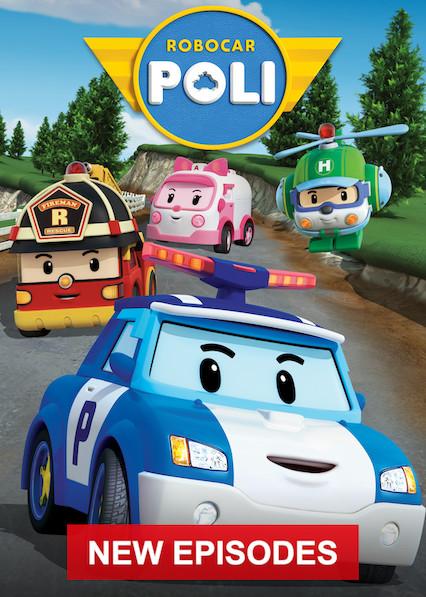 Robocar Poli on Netflix UK