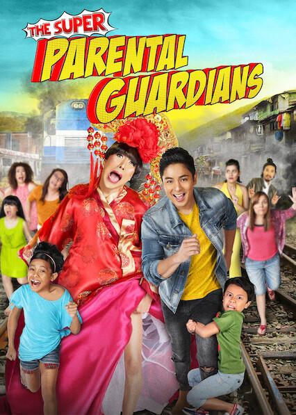 The Super Parental Guardians on Netflix UK