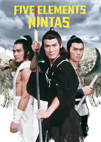 Five Elements Ninjas on Netflix UK