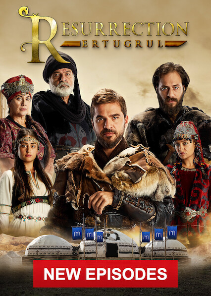 Resurrection: Ertugrul on Netflix UK