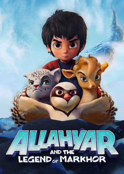 Allahyar and the Legend of Markhor on Netflix UK