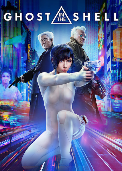Ghost in the Shell on Netflix UK