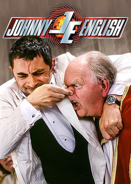 Johnny English on Netflix UK