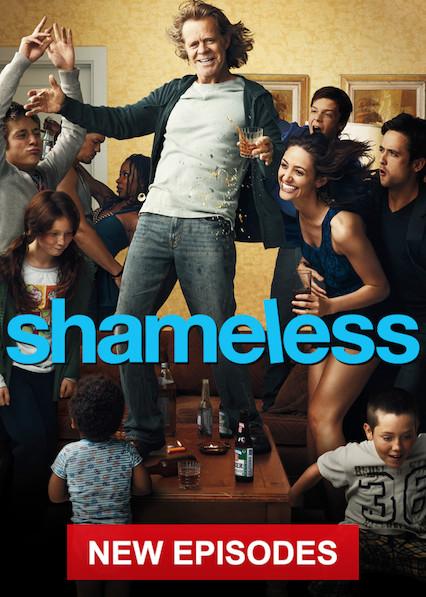 Shameless (U.S.) on Netflix UK
