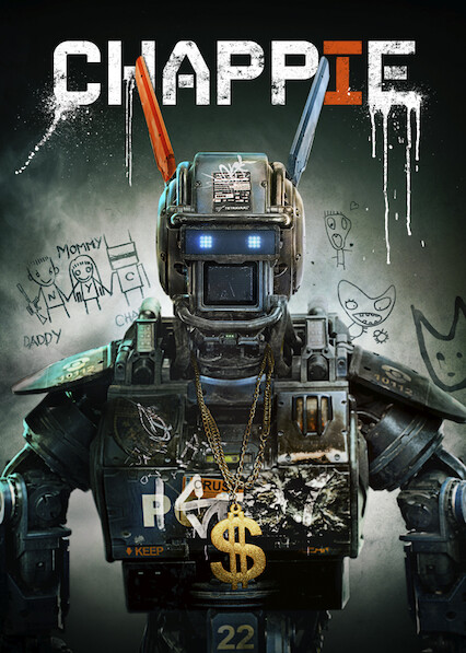 Chappie on Netflix UK