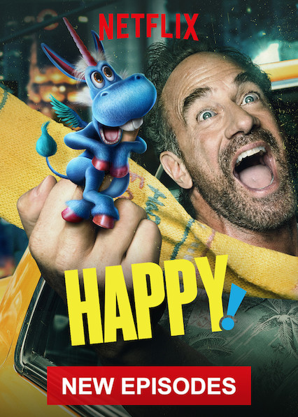 Happy! on Netflix UK