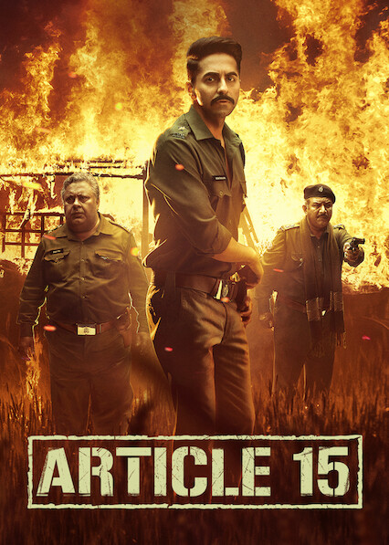 Article 15 on Netflix UK