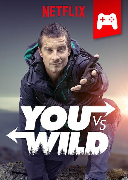 You vs. Wild on Netflix UK