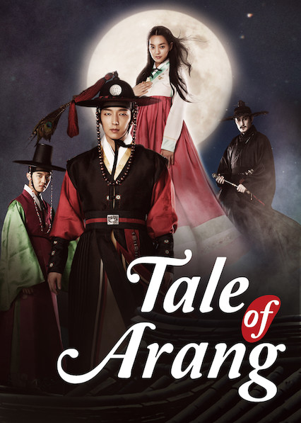 Tale of Arang on Netflix UK