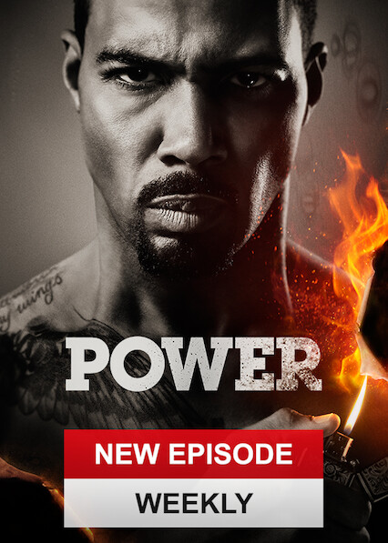 Power on Netflix UK