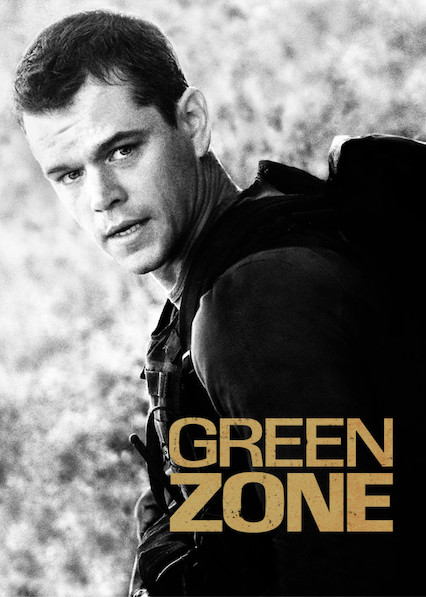 Green Zone on Netflix UK