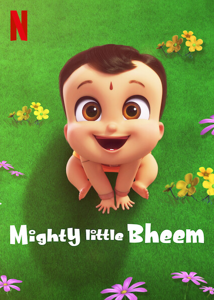 Mighty Little Bheem on Netflix UK