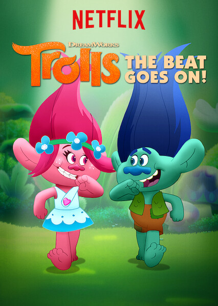 Trolls: The Beat Goes On! on Netflix UK