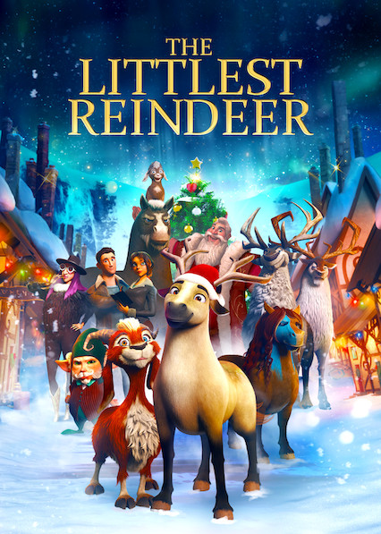 Elliot the Littlest Reindeer on Netflix UK