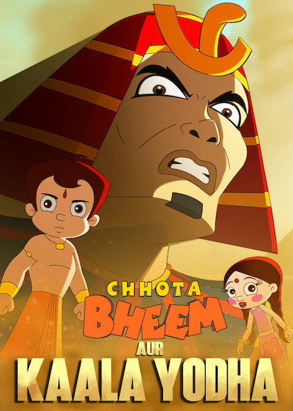 Chhota Bheem Aur Kaala Yodha on Netflix UK