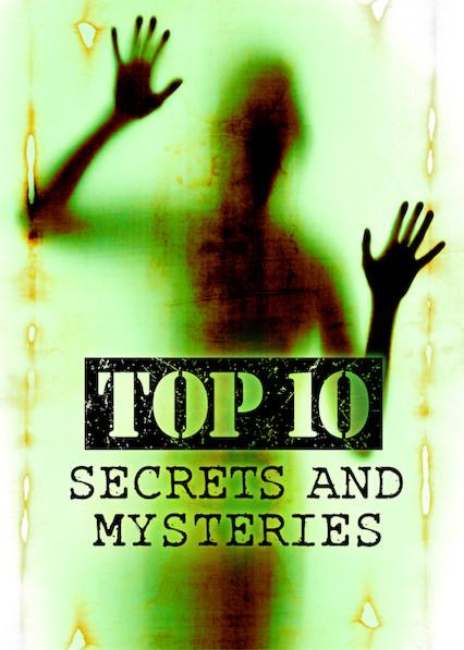 Top 10 Secrets and Mysteries on Netflix UK