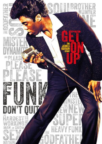 Get on Up on Netflix UK