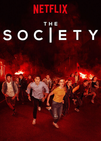 The Society on Netflix UK
