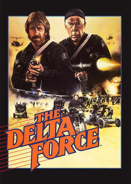 The Delta Force on Netflix UK